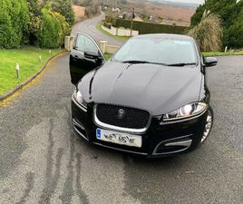 JAGUAR XF 131 FOR SALE IN CORK FOR €11,800 ON DONEDEAL