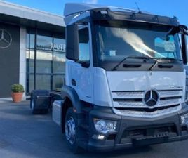MERCEDES-BENZ ACTROS 1824L MIDI CAB FOR SALE IN DUBLIN FOR €1 ON DONEDEAL