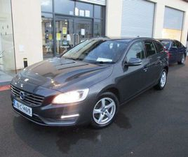 VOLVO V60 BUSINESS EDITION LEATHER 4D, 2015 FOR SALE IN CORK FOR €13,750 ON DONEDEAL
