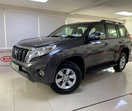 TOYOTA LANDCRUISER BUSINESS AUTO FOR SALE IN KILDARE FOR €41,995 ON DONEDEAL