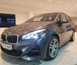2019 BMW 220I ACTIVE TOURER M SPORT AUTO FOR SALE IN DUBLIN FOR €26,900 ON DONEDEAL