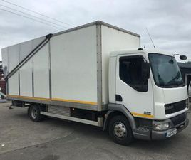 DAF LF EVENT STAGE CONCERT TRUCK 2004 FOR SALE IN LAOIS FOR €7,950 ON DONEDEAL