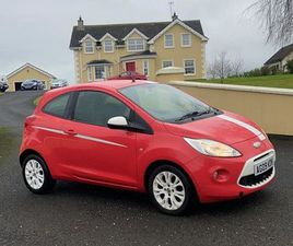2009 FORD KA ZETEC TDCI .MOT -2021 .FULL LEATHER FOR SALE IN DERRY FOR £1,750 ON DONEDEAL