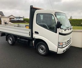 TOYOTA DYNA 300 3.0 D4D ** 47,000 MILES ** FOR SALE IN TYRONE FOR £14,150 ON DONEDEAL