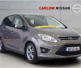 FORD C-MAX C MAX EDITION 1.6 TDCI 95PS 4DR FOR SALE IN CARLOW FOR €13,445 ON DONEDEAL