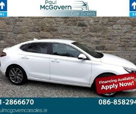 HYUNDAI I30 I 30 FASTBACK 5DR 1 LITRE PETROL///// FOR SALE IN WICKLOW FOR €16,599 ON DONED