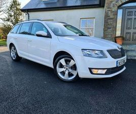 //SKODA OCTAVIA AMBITION 1.6 TDI // FOR SALE IN LAOIS FOR €11,500 ON DONEDEAL