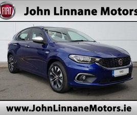 FIAT TIPO 1.4 MIRROR 95BHP 5 DOOR SERIES 1 FOR SALE IN WICKLOW FOR €21,645 ON DONEDEAL