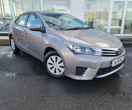 TOYOTA COROLLA, 2015 FOR SALE IN CAVAN FOR €13,750 ON DONEDEAL
