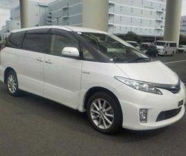 2013 TOYOTA ESTIMA HYBRID AUTO7 SEAT TOP SPEC FOR SALE IN LAOIS FOR €21,000 ON DONEDEAL