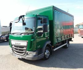 2014 DAF LF 45/150 CURTAINSIDER FOR SALE IN DOWN FOR €1 ON DONEDEAL