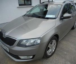 SKODA OCTAVIA COMBI AMBITION 1.6 TDI 1 110HP 4DR FOR SALE IN WEXFORD FOR €9,350 ON DONEDEA