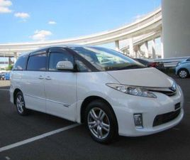 2011 TOYOTA ESTIMA HYBRID AUTOMATIC 8 SEATER 4WD FOR SALE IN LAOIS FOR €14,500 ON DONEDEAL