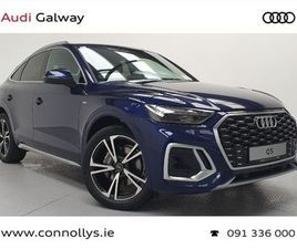 AUDI Q5 2.0TDI 164BHP S LINE 35 AUTO SPORTBACK FOR SALE IN GALWAY FOR €69,900 ON DONEDEAL