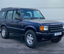 *CREWCAB* DISCOVERY TD5 * FOR SALE IN SLIGO FOR €2,950 ON DONEDEAL