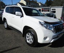 TOYOTA LANDCRUISER ACTIVE D-4D FOR SALE IN DERRY FOR £26,000 ON DONEDEAL