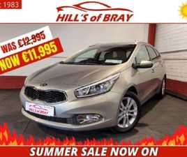 KIA CEED CEE D SW 1.6 EX DEPOSIT PLACED SUMMER FOR SALE IN WICKLOW FOR €11,995 ON DONEDEAL