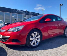 2012 OPEL ASTRA 2.0 CDTI SRI FOR SALE IN DUBLIN FOR €6,499 ON DONEDEAL