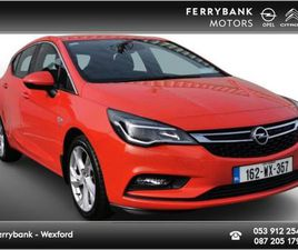 OPEL ASTRA SRI 1.6 CDTI 110PS 5DR FOR SALE IN WEXFORD FOR €13,950 ON DONEDEAL