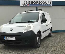 RENAULT KANGOO, 2013 FOR SALE IN KILDARE FOR €5,950 ON DONEDEAL