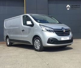 RENAULT TRAFIC LL30 120 SPORT NAV FOR SALE IN DUBLIN FOR €25,865 ON DONEDEAL