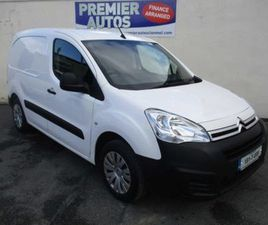 CITROEN BERLINGO 9.50 PER DAY - CHOICE - FINANCE FOR SALE IN TIPPERARY FOR €12,950 ON DONE