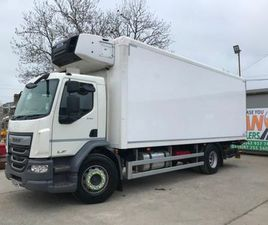 DAF LF55 24FT REFRIGERATED SOLOMON BODY. FOR SALE IN LOUTH FOR €45,500 ON DONEDEAL
