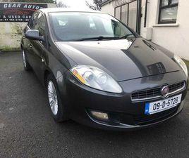 2009 FIAT BRAVO 1.4 16V 90 DYNAMIC FOR SALE IN DUBLIN FOR €1,995 ON DONEDEAL