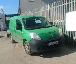 2011 RENAULT KANGOO VAN FOR SALE FOR SALE IN OFFALY FOR €2,000 ON DONEDEAL