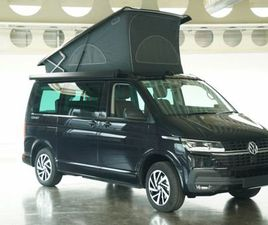 VOLKSWAGEN CALIFORNIA COAST SWB 150PS NOW TAKING FOR SALE IN WATERFORD FOR €66,530 ON DONE