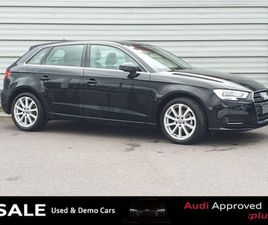 AUDI A3 WAS 32 066 NOW 29 995 - A3 SPORTBACK 1. FOR SALE IN CORK FOR €29,995 ON DONEDEAL