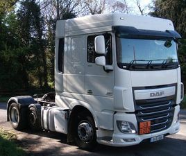 2015 DAF XF 460 6X2 PET REG FOR SALE IN DONEGAL FOR €21,650 ON DONEDEAL