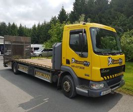 DAF LF 45.180, BEAVERTAIL, 2005, 12T FOR SALE IN CAVAN FOR €15,900 ON DONEDEAL