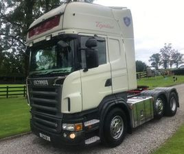 SOLD. 2008 SCANIA R500 TOPLINE TIPPING GEAR FOR SALE IN ARMAGH FOR €1 ON DONEDEAL
