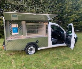 CITROEN BERLINGO HOT/COLD FOOD CATERING UNIT FOR SALE IN CARLOW FOR €7,900 ON DONEDEAL