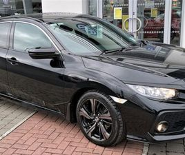HONDA CIVIC PLUS 1.0 SAT NAV BLUETOOTH CRUISE FOR SALE IN ROSCOMMON FOR €19,995 ON DONEDEA