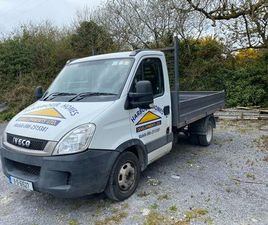 IVECO DAILY TIPPER TRUCK FOR SALE IN CORK FOR €14,000 ON DONEDEAL