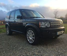 LAND ROVER DISCOVERY 4 3.0L SDV6 HSE 7 SEATER FOR SALE IN KERRY FOR €20,950 ON DONEDEAL