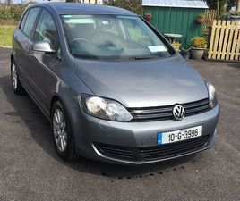 2010 VW GOLF PLUS BLUEMOTION FOR SALE IN ROSCOMMON FOR €4,500 ON DONEDEAL