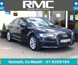 AUDI A6 SE BUSINESS S-TRONIC FOR SALE IN MEATH FOR €19,950 ON DONEDEAL
