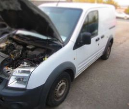FORD TRANSIT CONNECT FOR SALE IN WEXFORD FOR €2,850 ON DONEDEAL