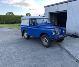 LAND ROVER SERIES 3 FOR SALE IN WESTMEATH FOR €7,950 ON DONEDEAL