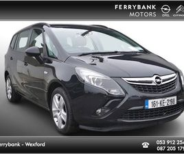 OPEL ZAFIRA SC TOURER 2.0CDTI 130PS FOR SALE IN WEXFORD FOR €13,950 ON DONEDEAL