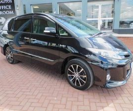 TOYOTA ESTIMA 2.4 AHR20W HYBRID 8ST 5 FOR SALE IN DUBLIN FOR €19,950 ON DONEDEAL