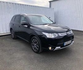MITSUBISHI OUTLANDER 2.2 DI-D GX3 FOR SALE IN TIPPERARY FOR €18,500 ON DONEDEAL