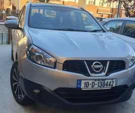 VERY HIGH SEPC NISSAN QASHQAI +2 FOR SALE IN DUBLIN FOR €7,000 ON DONEDEAL