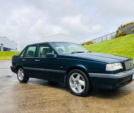 VOLVO 850 NCT 05.21, TAX 07.21 FOR SALE IN WATERFORD FOR €3,950 ON DONEDEAL