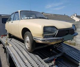 CITROEN GS CLUB 1978 FOR SALE IN KERRY FOR €0 ON DONEDEAL