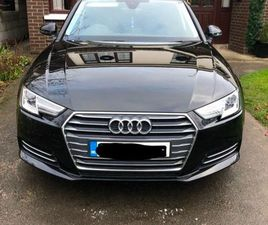 2016 AUDI A4 AVANT FOR SALE IN LOUTH FOR €19,000 ON DONEDEAL
