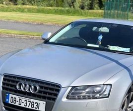 AUDI A5 FOR SALE IN WATERFORD FOR €4,700 ON DONEDEAL